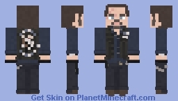 Tig / Alex Trager | Sons of Anarchy | J'ai Obtenu Cette Minecraft Skin