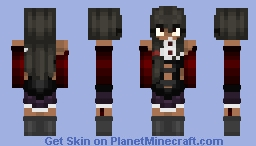 ~B e a u t i f u l  D e m o n~ Minecraft Skin