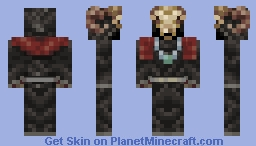 Wasteland Cultists Minecraft Skin