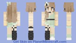 . s a g e . Minecraft Skin