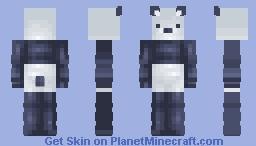 p a n d a Minecraft Skin