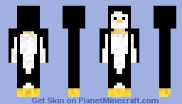 Penguin Minecraft Skin