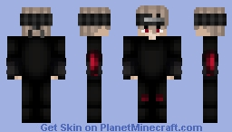 i came back Minecraft Skin