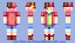 No Game No Life : TET Minecraft Skin