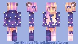 Star Nebula Minecraft Skin
