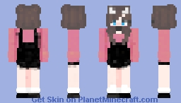 AWFUL PINK (Old Skin Collection :D) Minecraft Skin