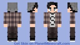 Jughead Jones   Riverdale Minecraft Skin