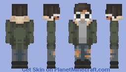 ~C~L~O~U~T~-Boy♡ Minecraft Skin