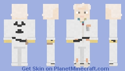 Dr. Emmett Brown | Back to the Future | 1985 Minecraft
