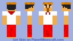 Filipino Minecraft Skin