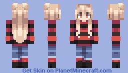here Minecraft Skin