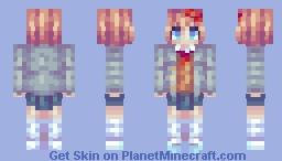 happy song Minecraft Skin