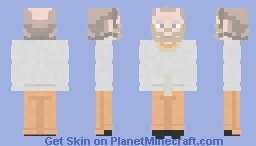 Hannibal Lecter | Silence of the Lambs | 1991 | Alts in Desc Minecraft Skin