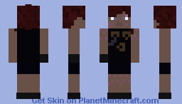 Illia amolta Minecraft Skin