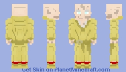 Snoke(The Last Jedi) Minecraft Skin