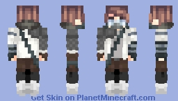School is coming, Attack! Minecraft Skin