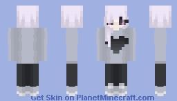 Lyris      OC Minecraft Skin