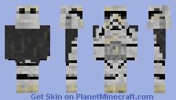 Imperial Mimban Stormtrooper (Han Solo Movie) Minecraft Skin