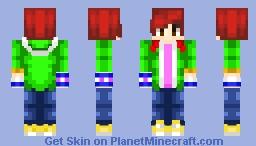IRL Me 2.0 Minecraft Skin