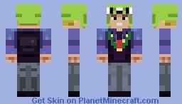 Logan Paul (DEAD BODY FOUND) Minecraft Skin
