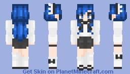 ♗ єภย ♗ Persona // Maid thing?? Minecraft Skin