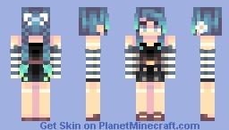 Oceans Minecraft Skin