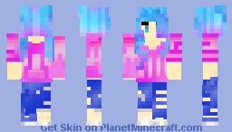 เε૨ყαɳα - Pure Morning Minecraft Skin