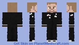 Racecar Driver 2 Minecraft Skin