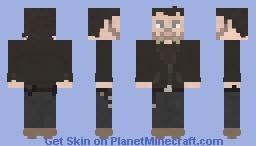 Rick Grimes | The Walking Dead | 6x12 Minecraft