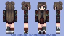 Roses // Reshade Contest Entry Minecraft Skin