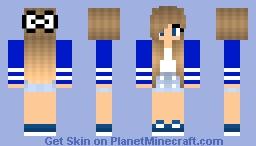 School Girl Sasha Minecraft