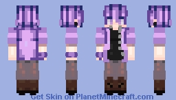 Im Back + OC▹ Minecraft Skin
