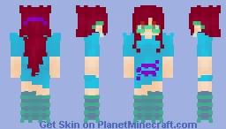 [̲̅I]  [̲̅J][̲̅u][̲̅s][̲̅t]  [̲̅W][̲̅o][̲̅k][̲̅e]  [̲̅U][̲̅p] Minecraft Skin