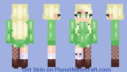 daydreamer Minecraft Skin