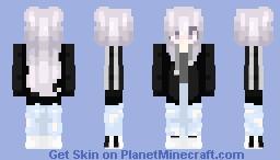 Lavender Minecraft Skin