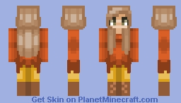 Norwegian Girl Minecraft Skin
