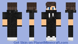 Parkour Guy Minecraft Skin