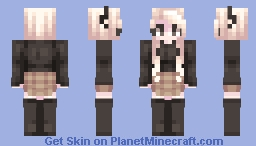 Me At the first day of school //X Minecraft Skin
