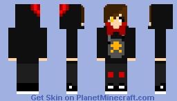 Lefty (Human Version Minecraft Skin