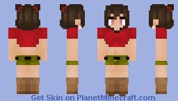 𝓙𝓾𝓷𝓰𝓵𝓮 𝓢𝓪𝓯𝓪𝓻𝓲 Minecraft Skin
