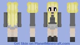 [Wi-Fi] black on blacker black on lighter black on medium black on pale black on cute black Minecraft Skin