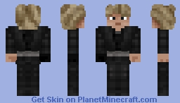 Luke Skywalker Minecraft Skin