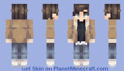 A guy | Skin request POPREEL Minecraft Skin