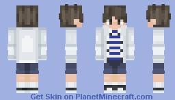 I.M - Monsta x Minecraft Skin