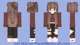 still on the bandwagon oops Minecraft Skin