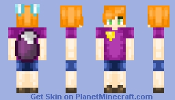 Sneaky 6.0 Minecraft Skin