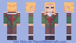 Snow Might Minecraft Skin