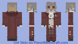 Star-Lord / Peter Quill | Guardians of the Galaxy Vol. 2 | 11th Popreel | Alt in Desc Minecraft Skin