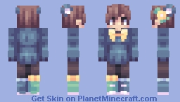 Coming up with titles Minecraft Skin