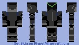 VLD Sven (helmet) Minecraft Skin